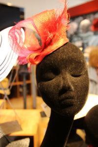 Au musée du chapeau